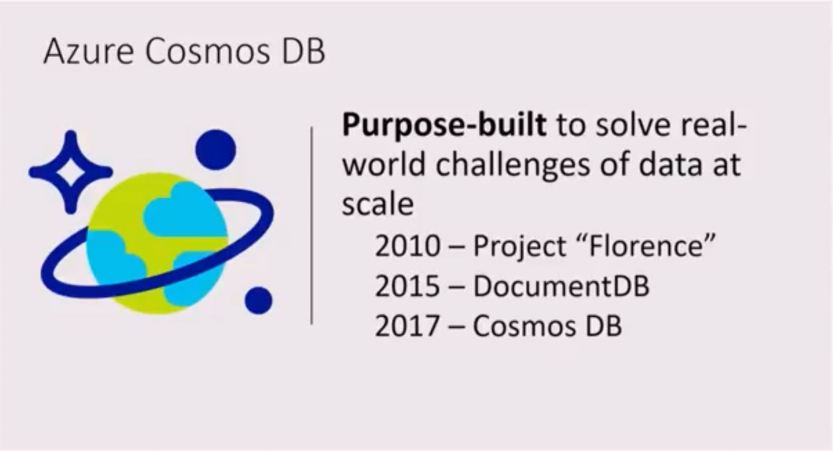 Building Planet Scale Mobile App using Azure Cosmos DB